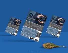 #5 for Design a Flyer for services af amritamree