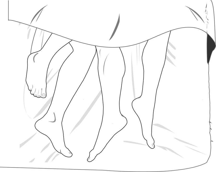 Proposition n°15 du concours Sketch of legs