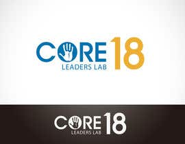 #50 para Logo Design for Core18 Leaders Lab por Mackenshin