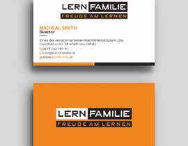 #61 for Make us a new business / visiting cards by wefreebird