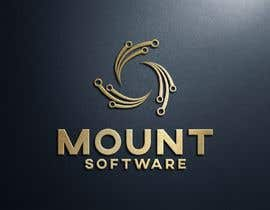 #581 for Mount Software company logo design by usman661149