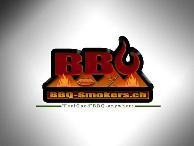 Kilpailutyö #274 kilpailussa Logo Design for our new Company: BBQ-Smokers