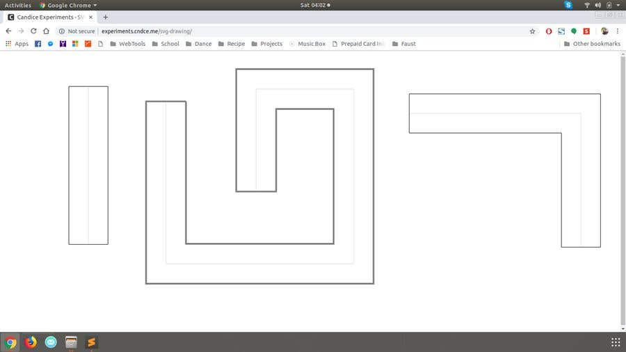 Entry #3 by kayecandy for Javascript Drawing Tool using SVG