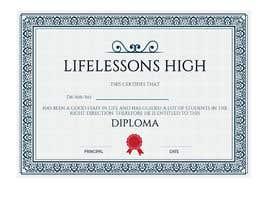 #5 for Designing a DIPLOMA by nambinarayanan98