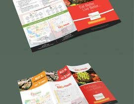 #47 for Design a Brochure for a Meal Prep Company by shinydesign6
