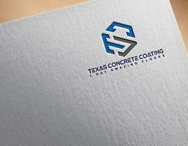 #1203 untuk Modern Logo for New Concrete Coating Company oleh RAHATDESIGN