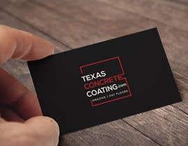 #1295 untuk Modern Logo for New Concrete Coating Company oleh zisan6777