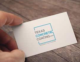 #1301 untuk Modern Logo for New Concrete Coating Company oleh zisan6777
