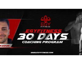 #53 для Create Facebook banner for 30 days coaching program (easy money) от rahulsakat99