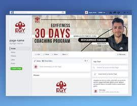 #88 для Create Facebook banner for 30 days coaching program (easy money) от jyotishhalder