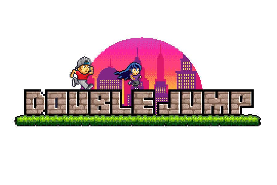Entry #16 by desingero for Animate my 2D pixel art logo