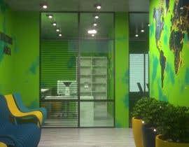 #19 для 3d Design for a cool IT office от farkasbenj