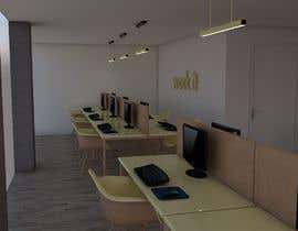 #21 для 3d Design for a cool IT office от maribelriveraram