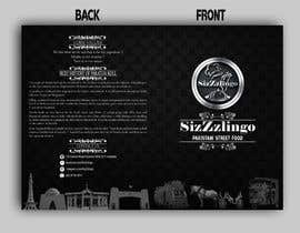 #42 для design menu card for a fast food restaurent от nisuahmd28