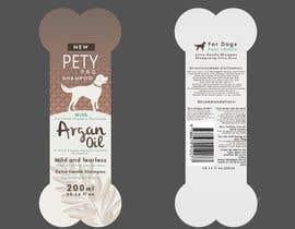 #12 untuk New Product Package and labels design (i.e: Dog and cat Shampoo....) oleh nicogiudiche