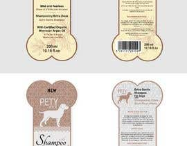 #21 untuk New Product Package and labels design (i.e: Dog and cat Shampoo....) oleh freerix