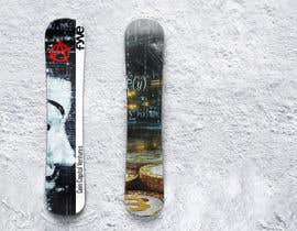 #5 for Custom Snowboard. by VicentiuK