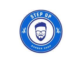 Nro 7 kilpailuun barbershop logo design käyttäjältä Hcreativestudio