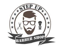 Nro 36 kilpailuun barbershop logo design käyttäjältä kabir20032001