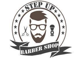 Nro 37 kilpailuun barbershop logo design käyttäjältä kabir20032001