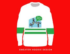 #21 for Design a Hoodie/Jumper/Sweater af sonnybautista143