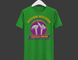 #39 for Tshirt graphic - SWO St Patrick's Classic Karate Tournament by mmhmonju