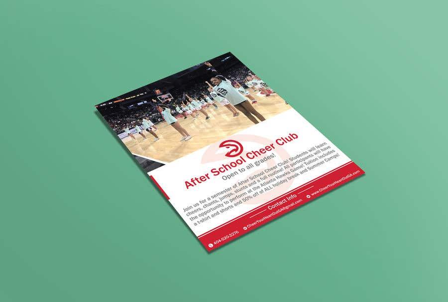 Entry #98 by Proshantomax for Create a Cheerleading Club