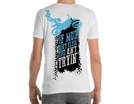 Nro 30 kilpailuun The Let's Mudd T-Shirt Contest!!!! käyttäjältä leonardoluna1