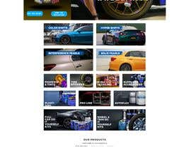 #10 for Redesign graphic homepage buttons for an e-commerce website af Splunge
