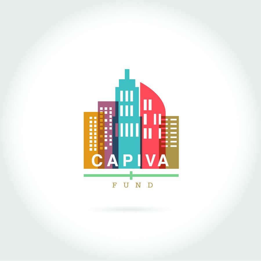 Penyertaan Peraduan #854 untuk Logo for a real estate & private equity fund