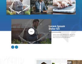 #111 для Design a Tech Company Website от saidesigner87