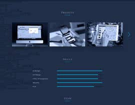 #105 для Design a Tech Company Website от rbvishnu7