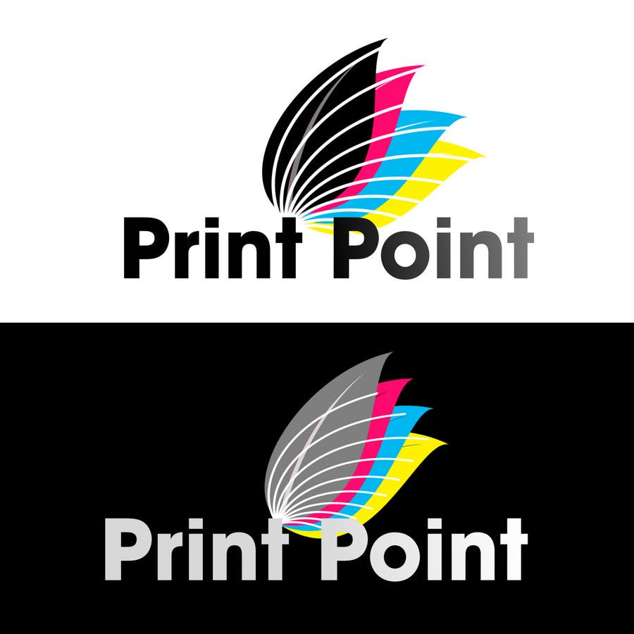 Contest Entry #248 for Logo Design for Print Point