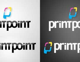 #322 for Logo Design for Print Point af alexsoaresok