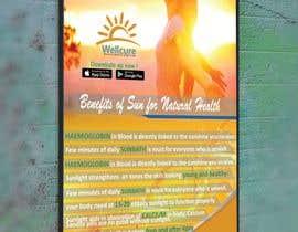 #12 untuk Design a poster - Benefits of Sun for Natural Health oleh saminaakter20209