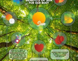 #10 untuk Design a poster - Benefits of Sun for Natural Health oleh HarithaDenuwan