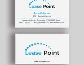 #379 for Design Business Card by lipiakter7896
