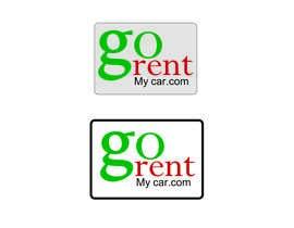 #145 для GoRentMyCar com LOGO от proveskumar1881
