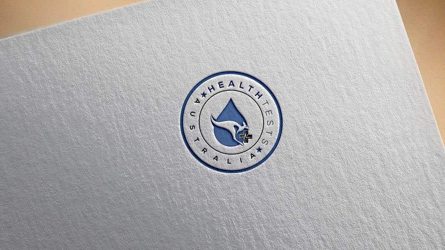 Entry #1116 by monirul9269 for Health Tests Australia Logo
