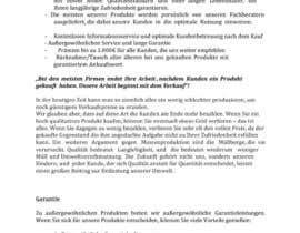 #3 untuk Schreiben von Artikeln for my website - in deutsch oleh NJBEC