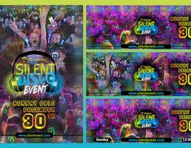 #69 for Facebookbanners and posters for a party by miraz1971