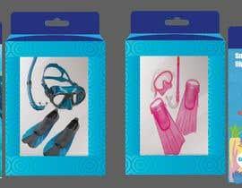 #21 for Packaging for snorkelling gear af maryamnazargol