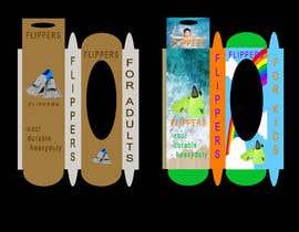 #13 for Packaging for snorkelling gear af sonnybautista143