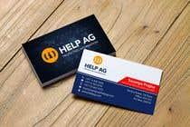 Design of professional business cards for a cybersecurity company için Graphic Design251 No.lu Yarışma Girdisi