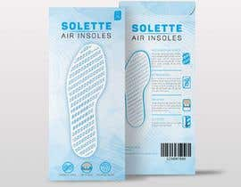 #90 untuk New Product Package and labels design (insoles) oleh Inkfiend
