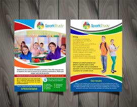 RABIN52 tarafından Create a A5 flyer for tutoring school için no 21