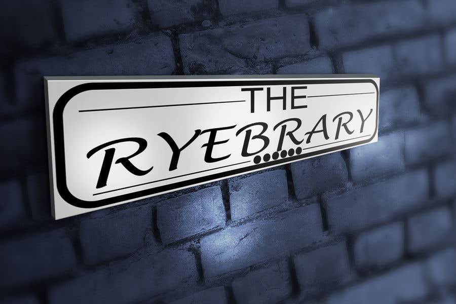 Konkurrenceindlæg #187 for Logo for new bar