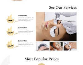 #24 for 150$ Guaranteed - Wordpress Website for an Eye-Lashes Company by saidesigner87