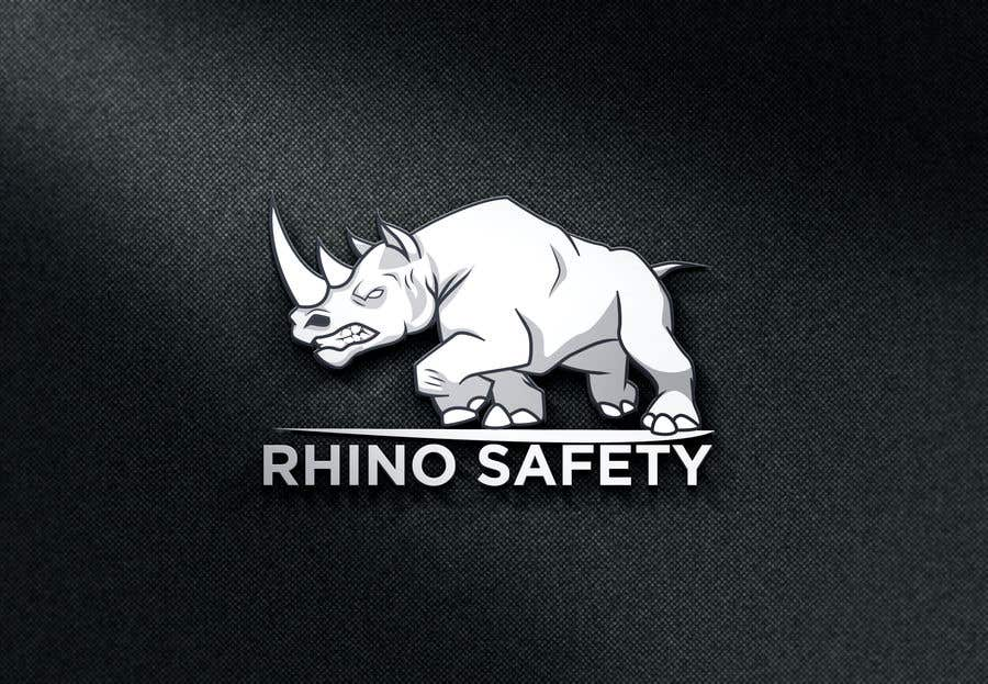 Contest Entry #62 for Rhino Safety Logo