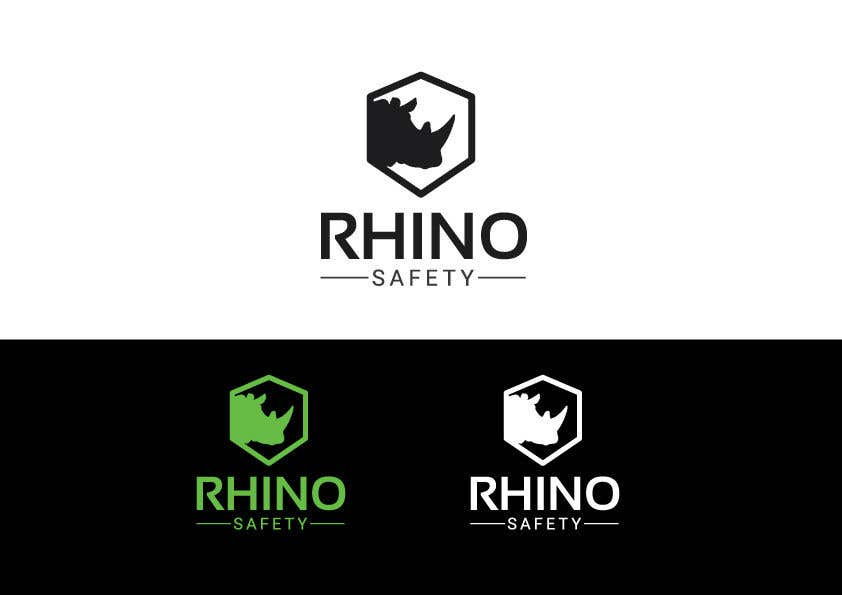 Contest Entry #99 for Rhino Safety Logo